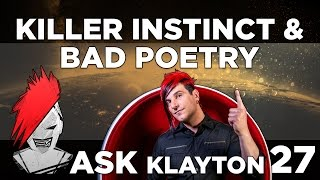 Ask Celldweller - EP 27: Killer Instinct, Battletoads and Bad Poetry