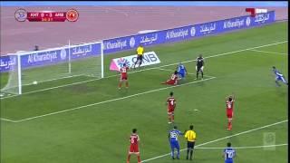 أهداف مباراة الخريطيات 4-4 العربي  - دوري نجوم قطر