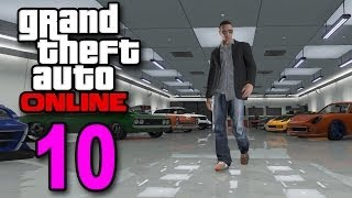 Grand Theft Auto 5 Multiplayer - Part 10 - Crooked Cop (GTA Let's Play / Walkthrough / Guide)