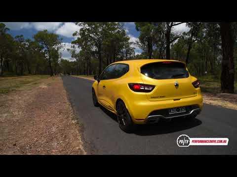 2018 Renault Clio R.S. 200 Cup 0-100km/h & engine sound