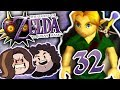 Zelda Majora's Mask: She Won't Talk to Me! - PART 32 - Game Grumps