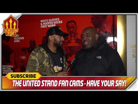 ROBBIE - Lingard needs to CHILL OUT  Arsenal 1-3 Manchester United FanCam