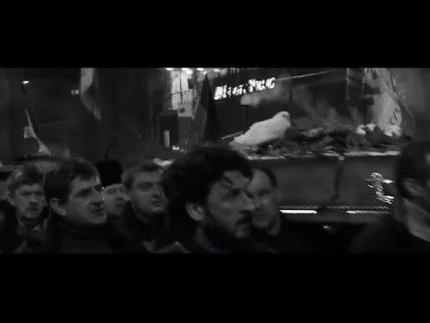 Euromaidan - Ukrainians commemorate fallen protesters murdered in Kiev Ukraine