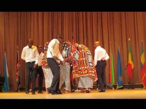 Africa celebrates 50 years of unity in Berlin