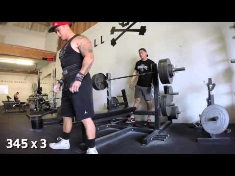 TIPS TO IMPROVE YOUR BENCH