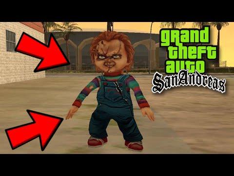 Mod do Chucky   O boneco assassino   GTA San Andreas