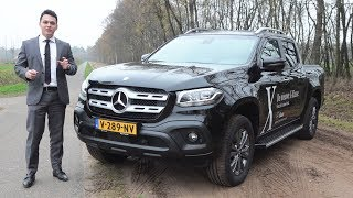 2019 Mercedes X Class X250d 4MATIC - Full Drive Review Benz Pick Up