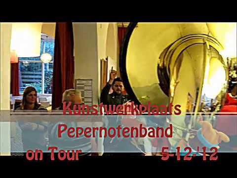 Pietenband - Pepernotenband on Tour 2012
