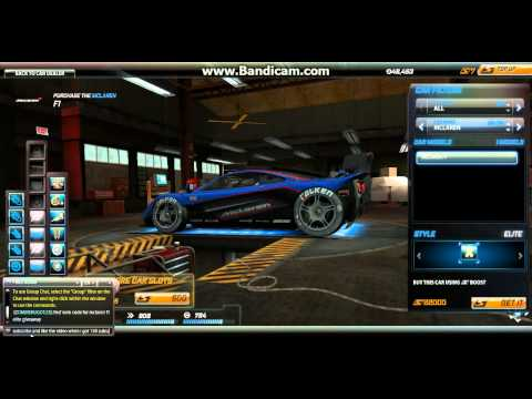 Need for Speed World Mclaren f1 elite redeem code