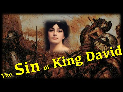 The Sin of King David, a man after God's own heart thumbnail