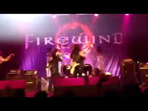 Gus G. - FireWind Live in Bangkok 2012 - Overdrive Day 4