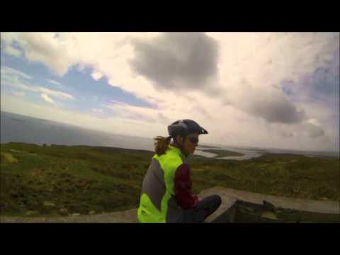 Self guided cycling holidays in Ireland
