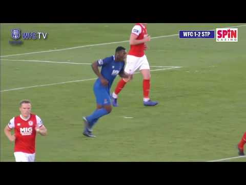 Waterford FC 1-2 St Patrick's Athletic - SSE Airtricity League - 5/7/19