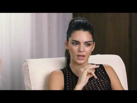 Lou Teasdale and Kendall Jenner talk beauty, style, and… emojis (yep, really)