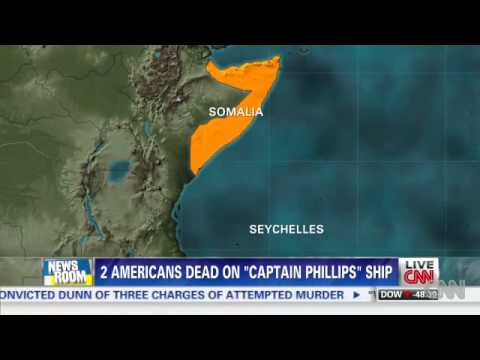 2 dead Americans on Maersk Alabama