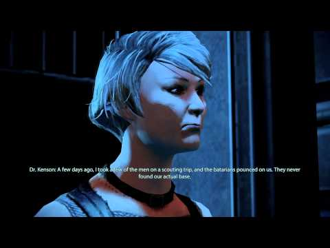 Mass Effect 2 Arrival DLC Walkthrough Part 2