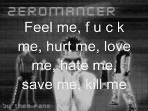 Zeromancer - Doppelganger I love you
