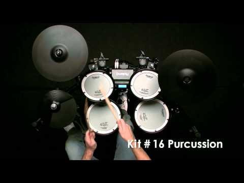 V-Drums V-Compact Series: TD-4KX2 Kit Examples