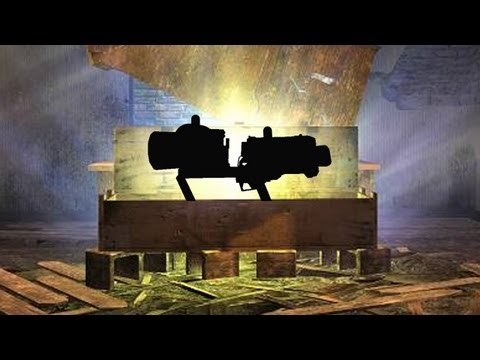 Black Ops 2 ZOMBIES MYSTERY BOX + WONDER WEAPON CONFIRMED!