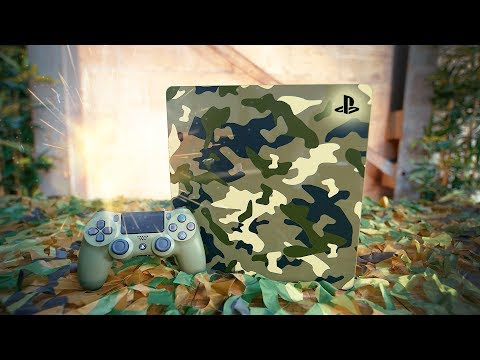 Limited Edition Call of Duty WW2 PS4 Unboxing!