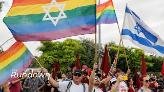 Video: Israel's Bill Banning LGBT Conversion Therapy Passes Initial Vote - i24