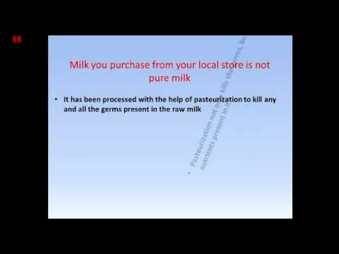 Losing Weight Fast - LOSE WEIGHT BY DRINKING MILK ?