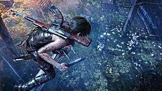 Rise of the Tomb Raider Extreme Survivor No Upgrade No Damage