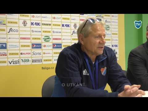 FNL: rozhovor  s Vlastimilem Petrželou po utkání na Žižkově (1:0)