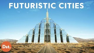 Top 10 Futuristic Cities Being Built RIGHT NOW!