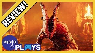 Agony Review - EXTREME CONTENT WARNING