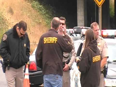 Video #7 1:02pm August 7, 2010- Robert Garth Shot to Death by Humboldt County Sheriff Deputies