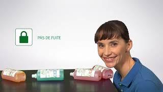 Système Quick  Easy par green care PROFESSIONAL pour la désinfection et le nettoyage