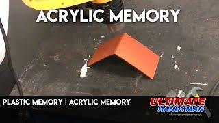 Perspex Memory