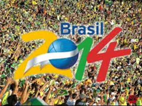 Santana & Wyclef feat  Avicii & Alexandre Pires-Dar Um Jeito (Himno oficial del Mundial Brasil 2014)