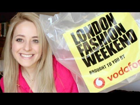 Haul: London Fashion Weekend!