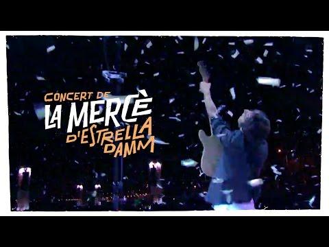Concert de la Mercè d'Estrella Damm 2016 - Sidonie - #MercèAlaPlatja16