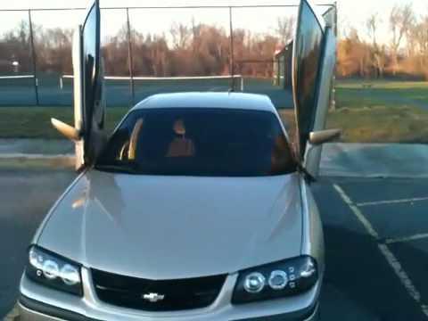 Impala 2000 Custom 2000 Chevy Impala w/ Lambo