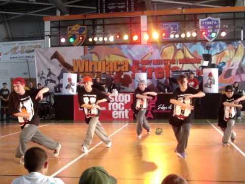 Wirująca Strefa 2010 - showcase