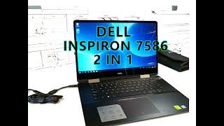 Dell Inspiron 15 2 in 1 Unboxing Teardown