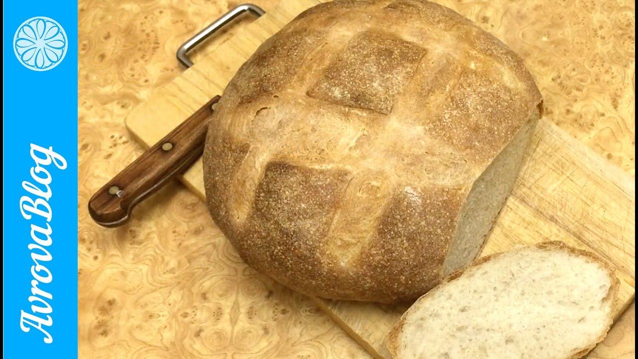 Приготовить хлеб своими руками
