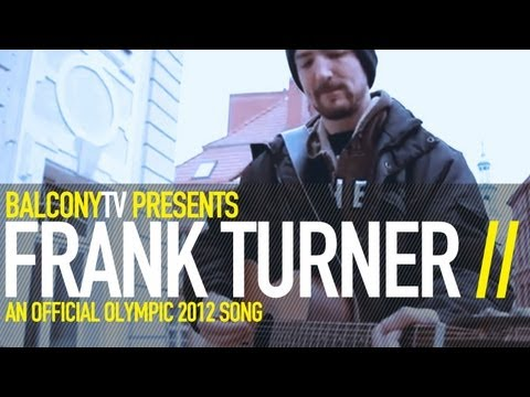FRANK TURNER -  SAILOR'S BOOTS