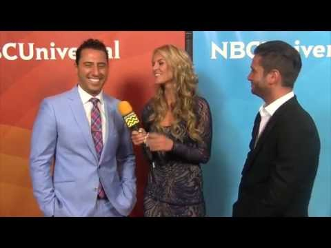 "Josh Flagg & Josh Altman from ""Million Dollar Listing LA"" @ NBC Red Carpet 