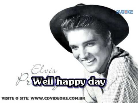 Elvis Presley   Oh Happy Day