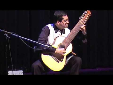 Ten String Guitar Festival 08' Marcos Puna 1
