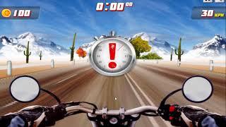 high speed moto racing game - New Game 2018.