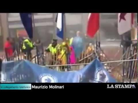 """La Stampa – Dramma alla Maratona di Boston: """"Gli Stati Uniti in emergenza"""""""