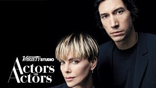 Adam Driver & Charlize Theron - Actors on Actors - Full Conversation