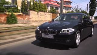 Эмералд Моторс - правильный выбор. BMW 528 тест драйв.