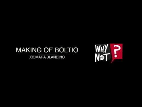 Making of  Why Not? (Xiomara Blandino - Nicaragua ) BOLTIO
