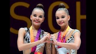 Dina & Arina Averina (Дина и Арина Аверина)   Havana   Rhythmic Gymnastics Montage HD